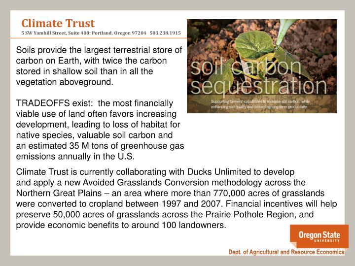 Climate Trust
