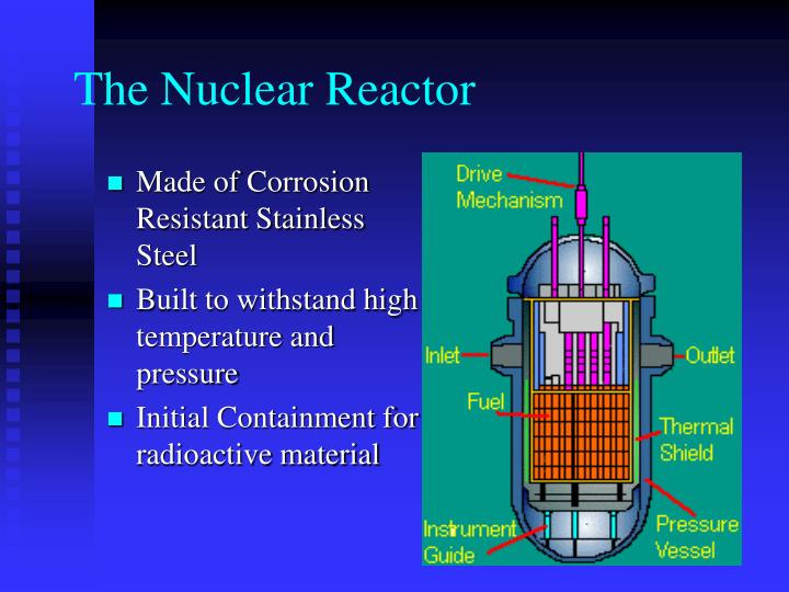 The Nuclear Reactor