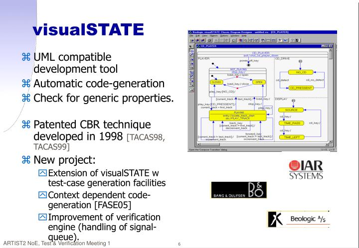visualSTATE