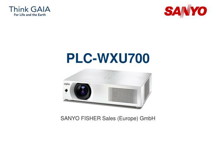 PLC-WXU700