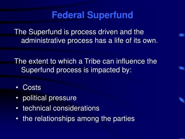 Federal Superfund