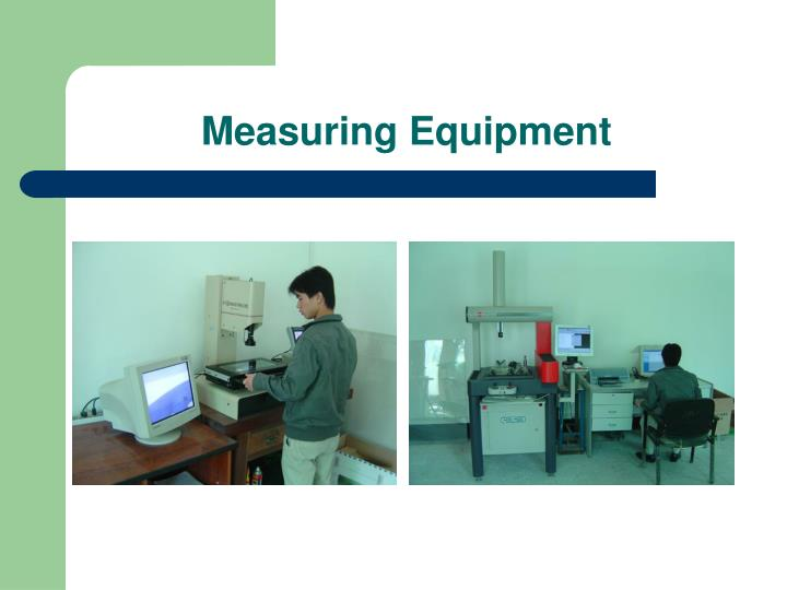 Measuring Equipment