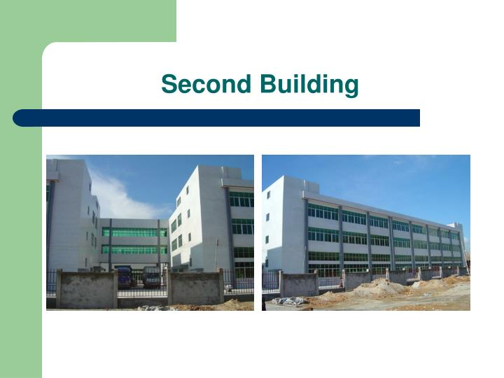 Second Building