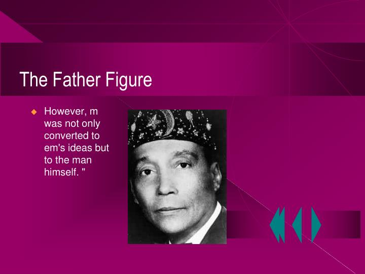 """However, m was not only converted to em's ideas but to the man himself. """""""