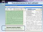 transformarea n text editabil1