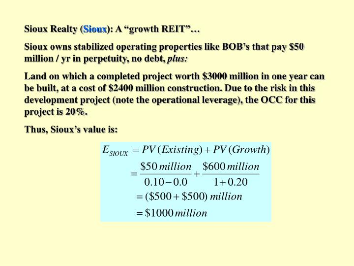 Sioux Realty (