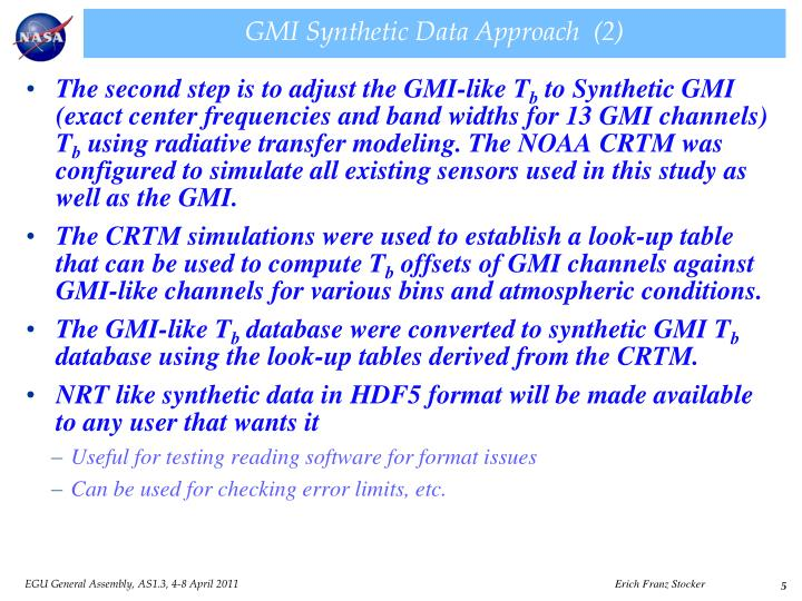GMI Synthetic Data Approach  (2)