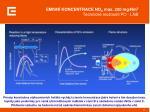 emisn koncentrace no x max 200 mg nm 3 technick mo nosti po lnb