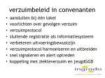 verzuimbeleid in convenanten1