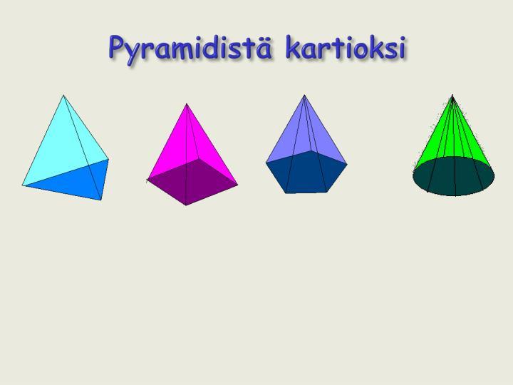 Pyramidistä