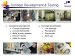 concept development testing1