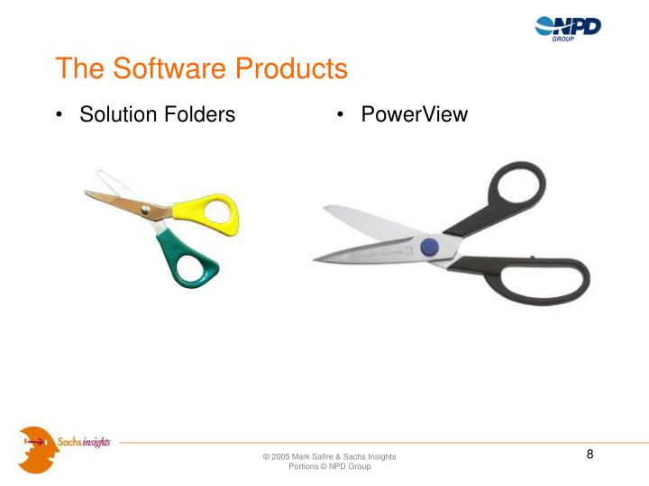 Solution Folders