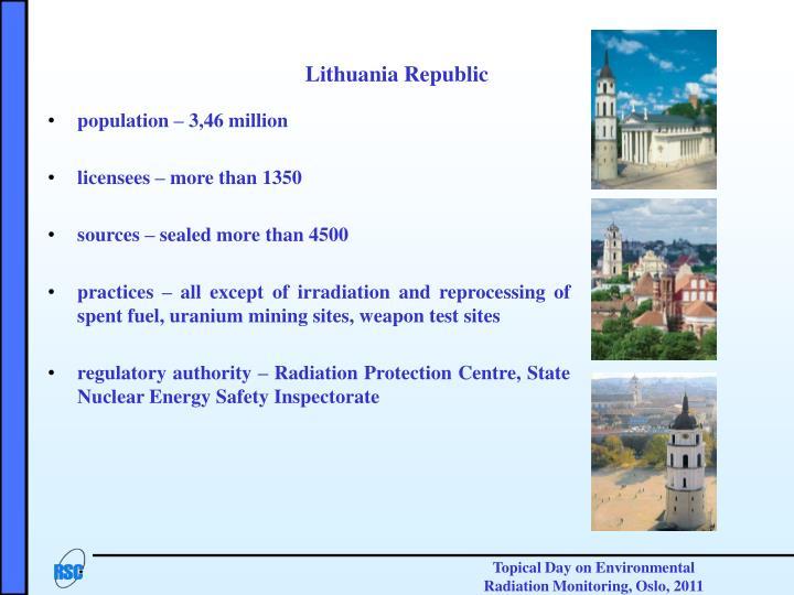 Lithuania Republic