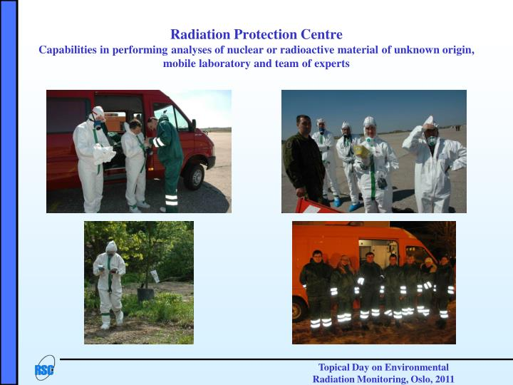 Radiation Protection Centre