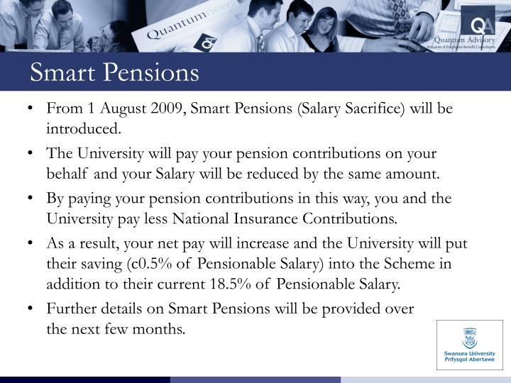 Smart Pensions