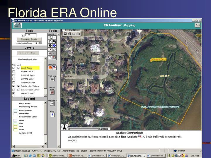 Florida ERA Online