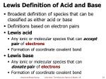 lewis definition of acid and base