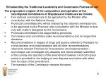 bill amending the traditional leadership and governance framework act3