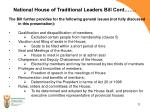national house of traditional leaders bill cont5