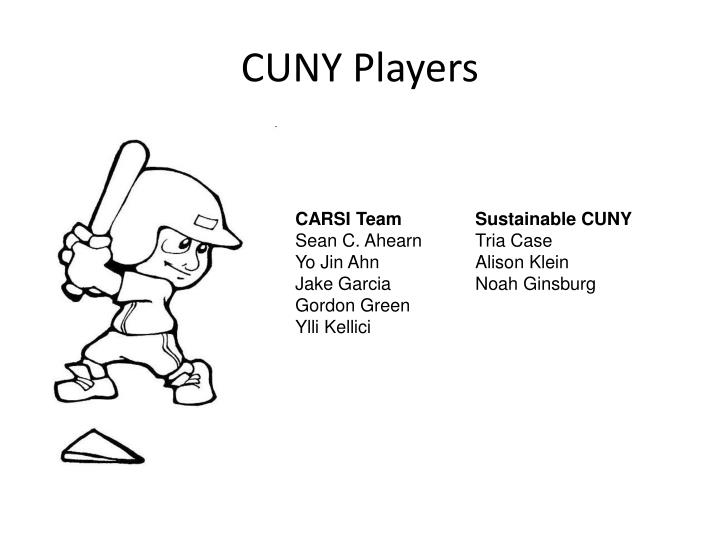 CUNY Players