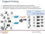 endpoint profiling