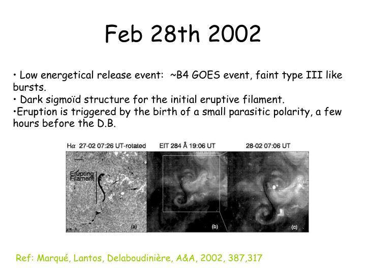 Feb 28th 2002