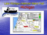 lake michigan national water trail michigan