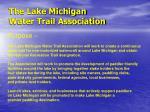 the lake michigan water trail association1