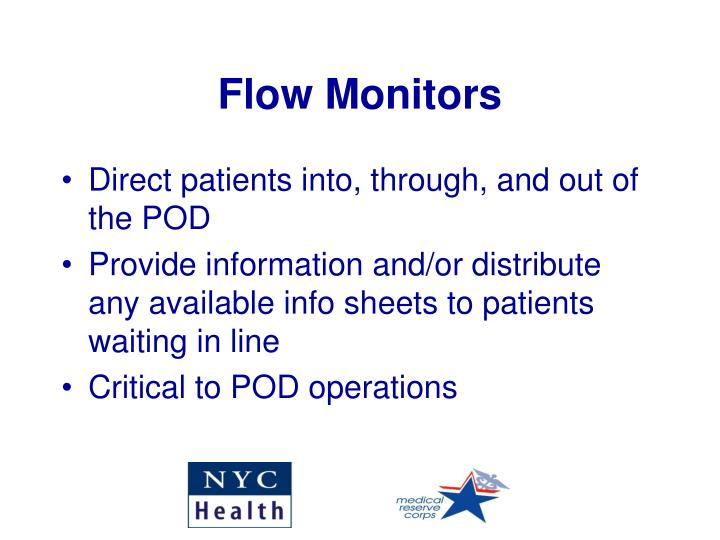Flow Monitors