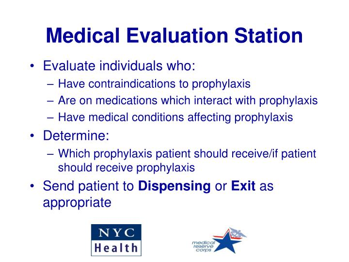 Medical Evaluation Station