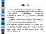mar a1