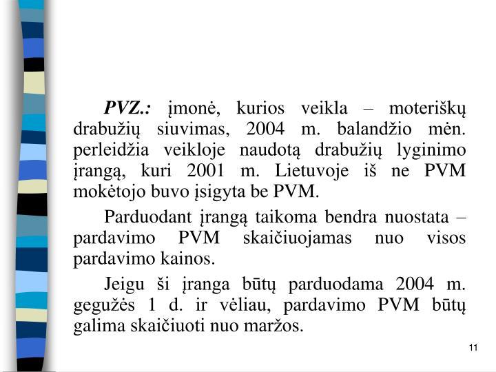 PVZ.: