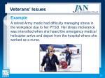 veterans issues1