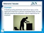 veterans issues9