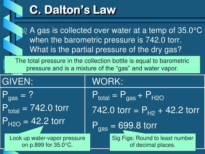 C. Dalton's