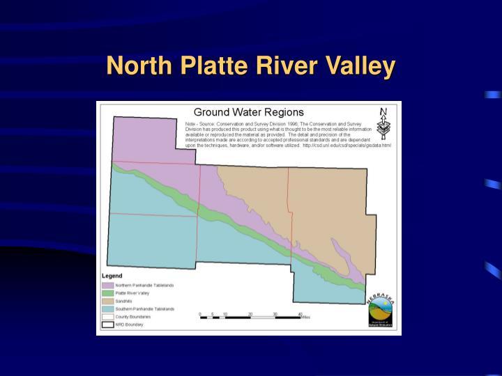 North Platte River Valley