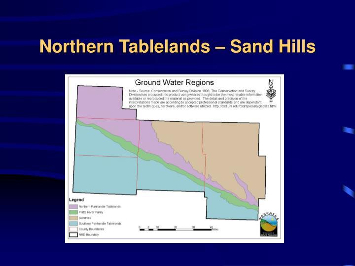 Northern Tablelands – Sand Hills
