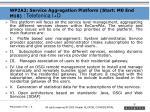 wp2a2 service aggregation platform start m0 end m18 telefonica i d