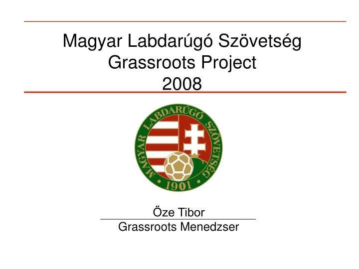 Magyar Labdarúgó Szövetség