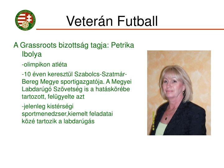 Veterán Futball