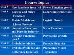 course topics1