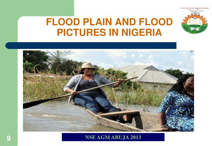 FLOOD PLAIN AND FLOOD PICTURES IN NIGERIA