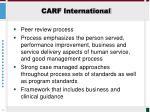 carf international3