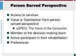 person served perspective1