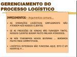 gerenciamento do processo log stico1