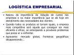 log stica empresarial1