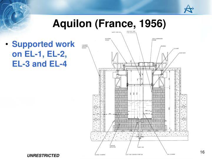 Aquilon (France, 1956)