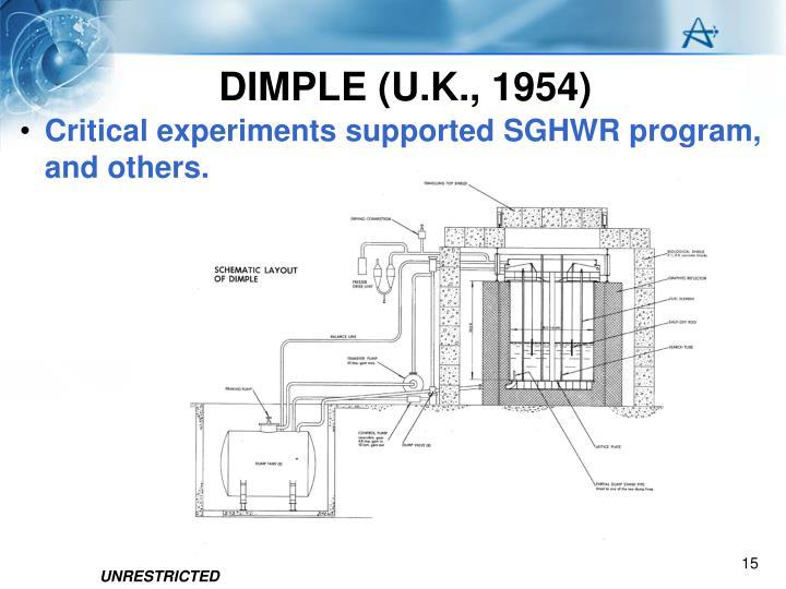 DIMPLE (U.K., 1954)