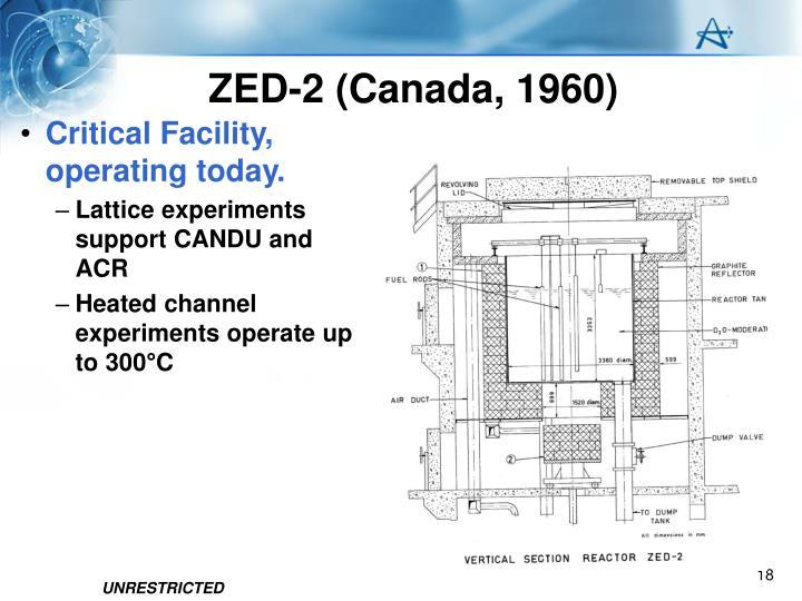 ZED-2 (Canada, 1960)