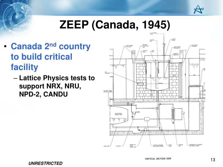 ZEEP (Canada, 1945)
